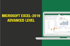 Microsoft Excel - 2019 Advanced Level